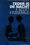 Teder Is De Nacht – F. Scott Fitzgerald