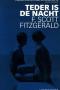Teder Is De Nacht – F. Scott Fitzgerald